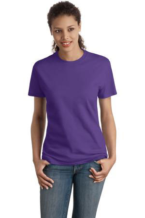 94400d03f Hanes - Ladies Nano-T Cotton T-Shirt. SL04 At Wholesale Prices